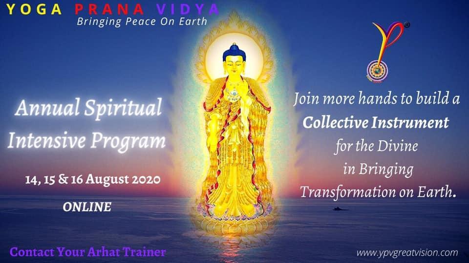 6th Annual Spiritual Intensive Program - Retreats Calendar - Yoga Prana Vidya