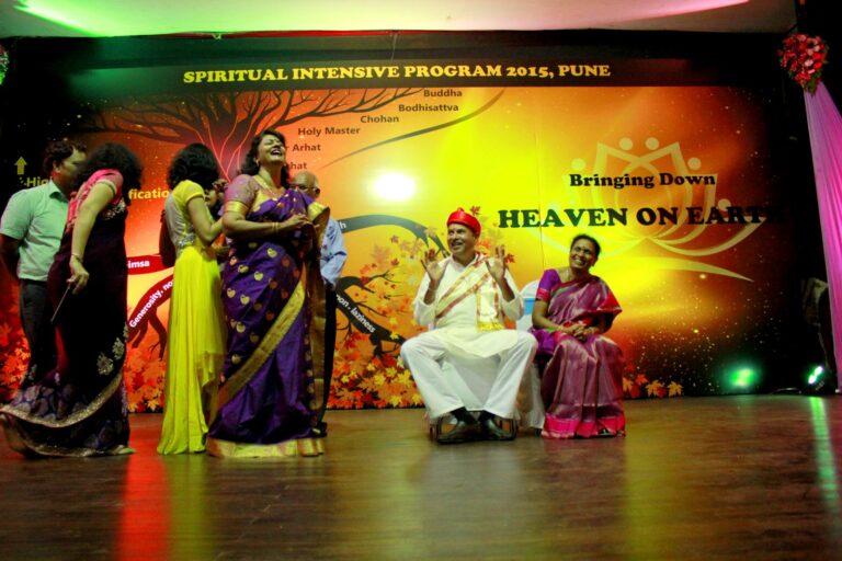 Spiritual Intensive Program 2015, (Pune) - Yoga Prana Vidya