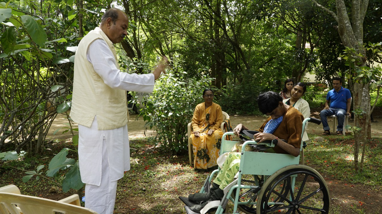 YPV Energy Healing - Yoga Prana Vidya