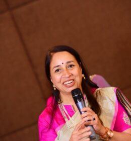 Radha Ganesh - Arhat Trainer - Yoga Prana Vidya