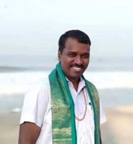 Raghu N - Arhat Trainer - Yoga Prana Vidya
